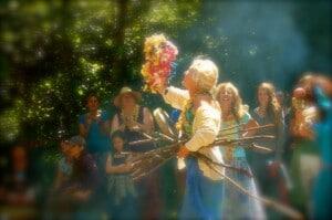 shaman training
