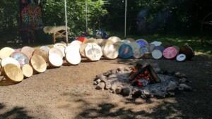 shamanic drumming